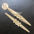 WoodUbend® Pediments 27x4cm WUB1350 (2-pack)