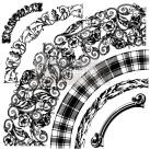 Re Design Stämpel Curved Accents