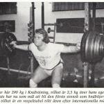RÖRANDE TIDNINGEN HERCULES 1976-4,Mats Tångberg stort framtidslöfte
