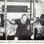 RÖRANDE TIDNINGEN HERCULES 1976-6,Gert Jeppsson,stort framtidslöfte