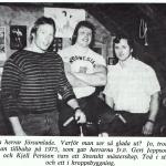 RÖRANDE TIDNINGEN HERCULES 1976-9,Gert Jeppsson,Mats Tångberg o Kjell Persson