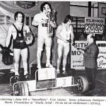 RÖRANDE TIDNINGEN HERCULES 1976-10,kolla in vilka legender som Morin fick hedras med bara Vardanian som fattades