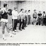 RÖRANDE TIDNINGEN NYA KRAFTSPORT 1976-16,Lars Rinse