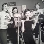 RÖRANDE Kvp 1977-25,Elisabet Nilsson, Cecilia Görrel, Karin Söderström o Iwa Nylen