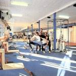 RÖRANDE XTRA MTRL 1981-39,gymmet klart för drabbning