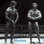 RÖRANDE TIDNINGEN HERCULES 1983-37,Ulf Bengtsson o Erling Wahlgren på Baltic Club gala