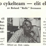 RÖRANDE TYNGDPUNKTEN 1984 - 42A 001