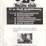 RÖRANDE TYNGDPUNKTEN 1984 - 49 001