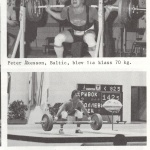 RÖRANDE 1984-14,i DM respektive WM 001