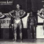 RÖRANDE B&K 1984 - 36,Dennis Fagerstrand EM kval 1984