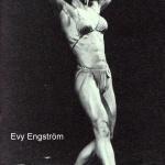 RÖRANDE B&K 1984 - 38,Evy Engström, vinnare DM 1984