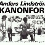 RÖRANDE TIDNINGEN NYA KRAFTSPORT 1984-72