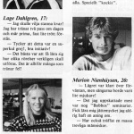 RÖRANDE B&K SPORT MAGAZINE 1982-97,bodybuildingkollo
