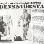 RÖRANDE MALMÖ TIDNINGEN 1985-5