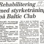 RÖRANDE SKÅNSKA DAGBLADET 1985-62 001