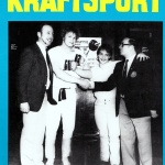 RÖRANDE TIDNINGEN NYA KRAFTSPORT 1985-85