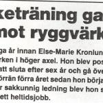 RÖRANDE TIDNINGEN STATSANSTÄLLD 1985-2 001