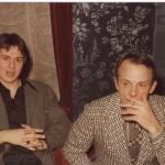 RÖRANDE XTRA MTRL 1985-68,Jubileumsfest på Residens 001