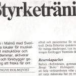 RÖRANDE TIDNINGEN HÄLSA 1986-1 001
