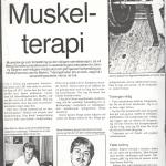 RÖRANDE TIDNINGEN SLÅ TILLBAKA ORGAN FRÅN RFHL 1986-2A 001