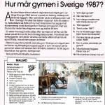 IMRÖRANDE B&K 1987-21