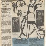 RÖRANDE AFTONBLADET 1987-6A