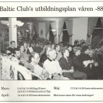 RÖRANDE BALTIC NEWS 1988 - 17 001