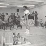 RÖRANDE 1989-1,DM i Styrkelyft-Håkan Fredriksson in action
