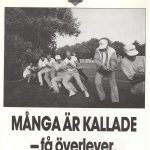 RÖRANDE 1989-6,Dragkamp