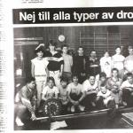 RÖRANDE 1989-10,Tyringelägret-89