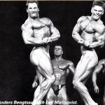 RÖRANDE B&K 1989-19,Leif Malmkvist nästan svensk mästare 1989