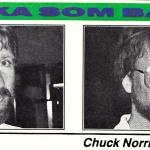 RÖRANDE B&K 1990-3,Vem fan é  Chuck Norris,när alla visste vem Bobo va