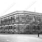 RÖRANDE KURIOSA -7,Baltic Gymhuset under första världskriget
