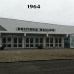 Baltiska Hallen Malmö(jubileums byggnad för Baltiska Utställningen(1914),som invigdes 1964)-här startade Baltic Club sin verksamhet i skivstångshallen(bara namnet är kult i sig)