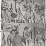 Hercules med Bodybuilding 1977,SM o NM i Bodybuilding-Jan Jönsson