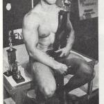 Hercules med Bodybuilding 1977-Kjell Persson