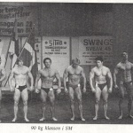 Hercules med Bodybuilding 1979-SM 1978 1av2