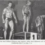 Hercules med Bodybuilding 1979-SM 1978 juniorerna