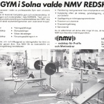 Bodybuilding&Kraftsport 1981-Sun Gym Solna