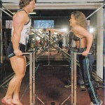 Bodybuilding&Kraftsport 1982-Sun Gym Solna 6