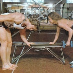 Bodybuilding&Kraftsport 1982-Sun Gym Solna 7