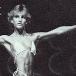 RÖRANDE B&K 1984 - 44,Susanne Nilsson brons Götalandsmästare 1984