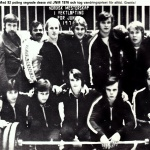 RÖRANDE TIDNINGEN NYA KRAFTSPORT 1976-17,svenska segerlaget JNM 1976,Arne Eliasson två fr vä främre raden