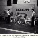 RÖRANDE TIDNINGEN HERCULES 1976-17,SM i styrkelyft 1975
