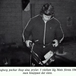 RÖRANDE TIDNINGEN HERCULES 1976-18,SM i styrkelyft 1975