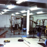 BALTIC CLUB GYM HEAVY CORNER 1987,privat dia 8