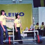 SVTPLAY SM i STYRKELYFT 1975 -Renato Somenzi i mitten