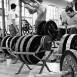 RÖRANDE Bilder i Syd Baltic Club Gym bild 1,1981
