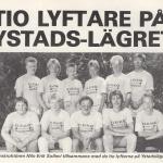 RÖRANDE Nya Kraftsport 1989-23