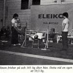 RÖRANDE TIDNINGEN HERCULES 1976-10,SM i styrkelyft 1975